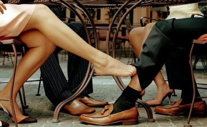 Психоанализ по мужским носкам (несколько советов для девушек, мечтающих о вступлении в брак с мужчиной)
