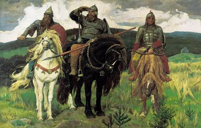 Гостевая книга земли русской три богатыря