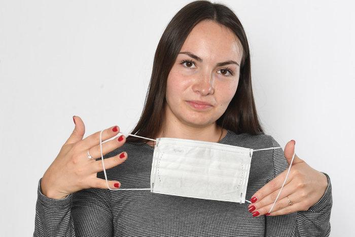 Как сделать защитную маску от коронавируса самому?