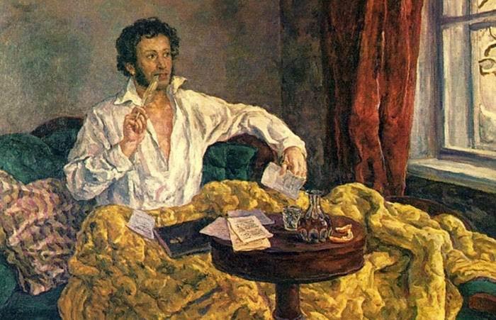 Стихотворение Пушкина про карантин