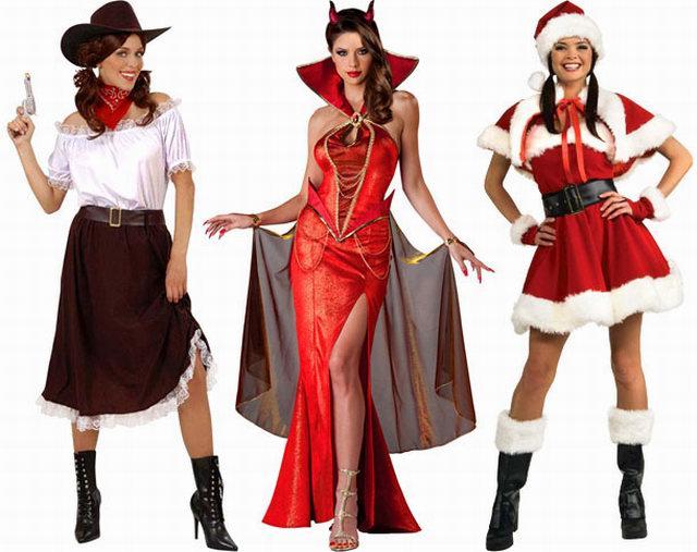 Тест: Твой костюм на Новый год