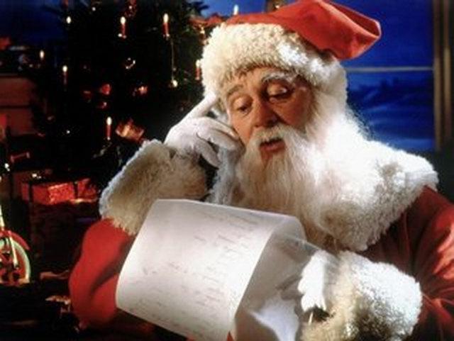 Тест: Письмо Деду Морозу ;-)