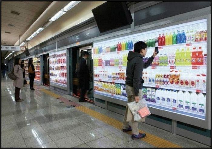 Одному парню запретили появляться в супермаркете потому что он: