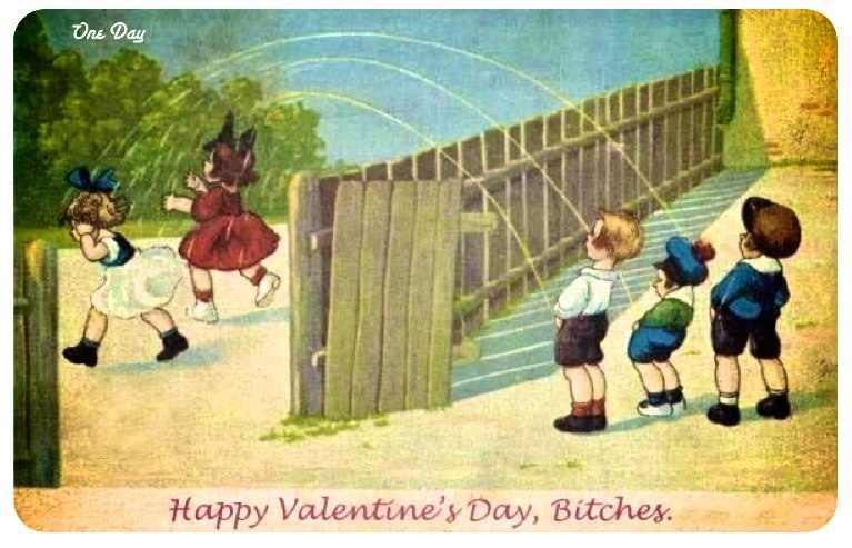 Интересные материалы Джокесленд про советские плакаты и факты о Дне Святого Валентина