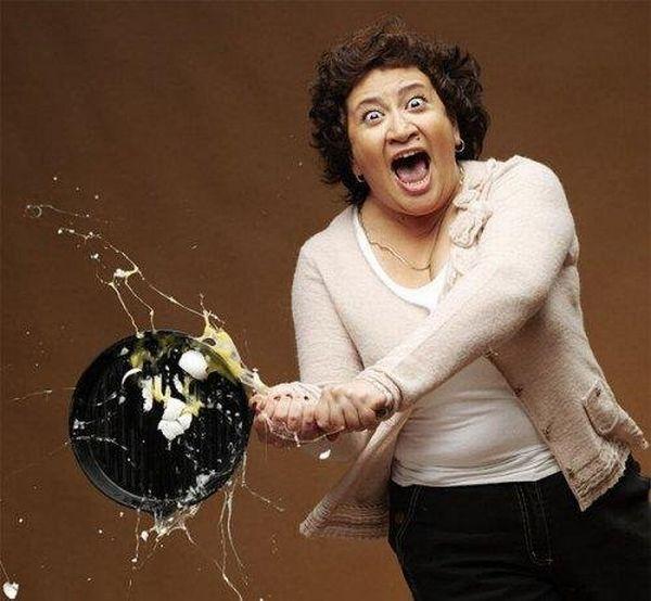 Фото чокнутых женщин фото 10-736
