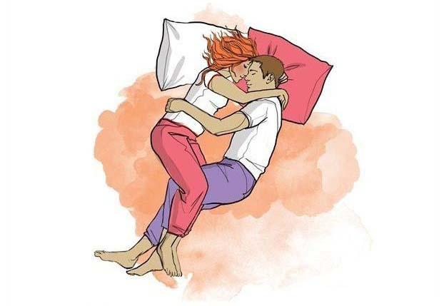 Что означают позы, в которых мы спим по ночам