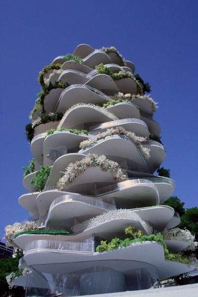 Чудеса архитектуры (35 фотографий)