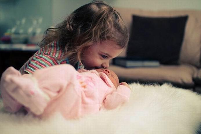 Маленькая дочь сисадмина