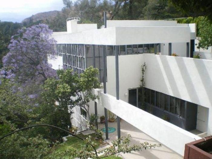 Дома, в которых снимались кино-хиты (13 фотографий)