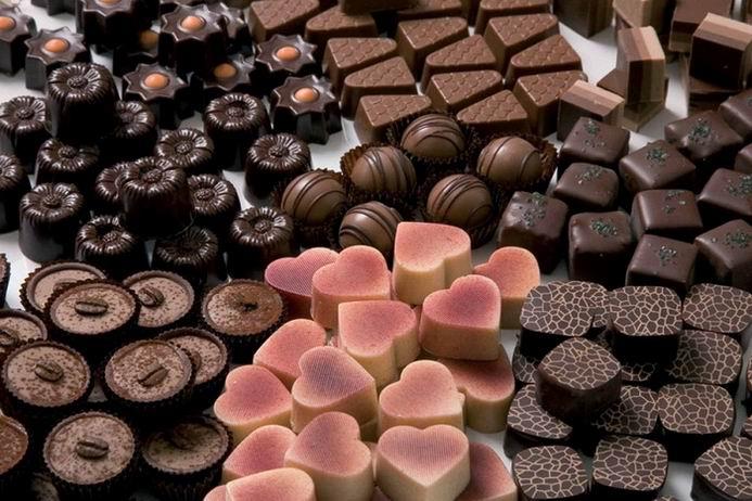 В шоколаде содержатся вещества от депрессии