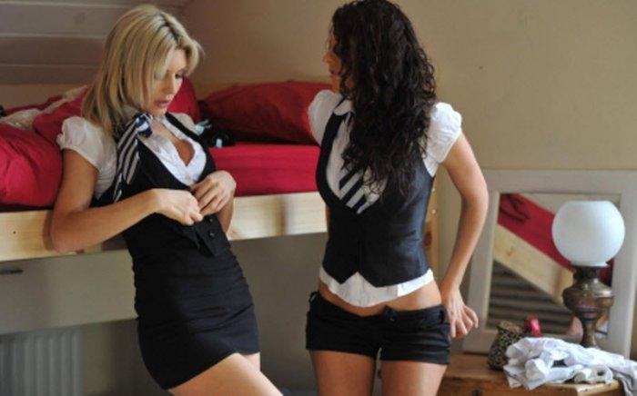 Фотоподборка горячих девушек