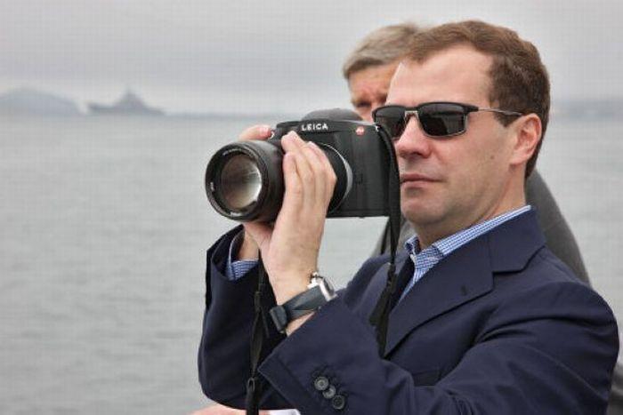 Стоимость фототехники Медведева