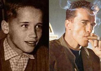 Голливудские звезды в детстве