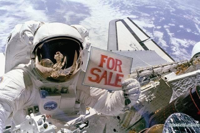 Анекдоты про космос и космонавтов