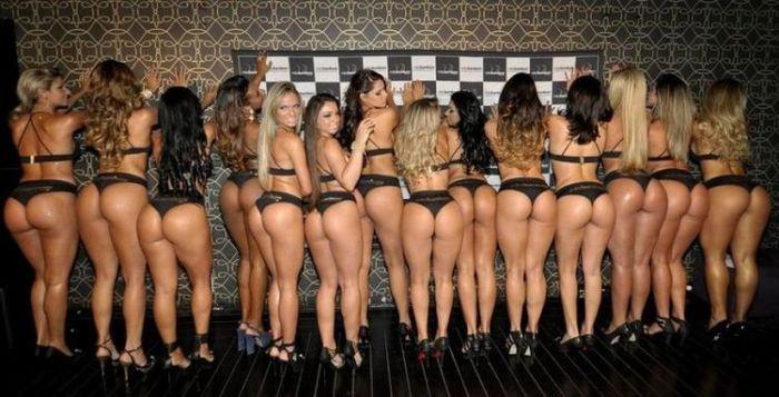Бразильский конкурс Miss Bumbum (15 фотографий)