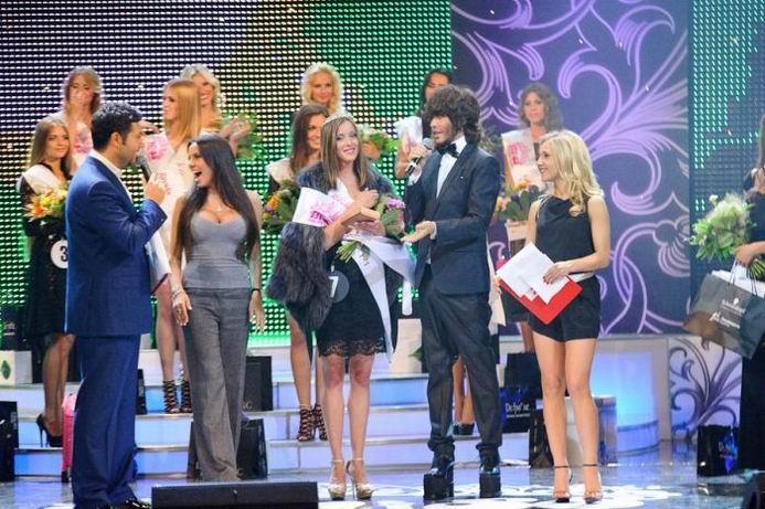 Конкурс красоты Мисс Русское радио