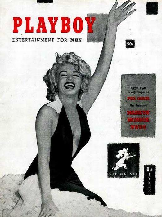 Модели журнала Playboy (6 фото, список)