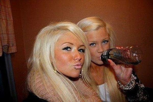 Письмо матери-блондинки дочери-блондинке