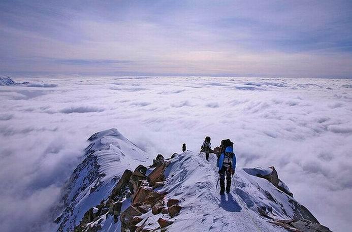 На вершине мира (50 фотографий)