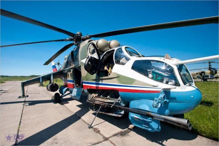 Наши вертолеты (86 фотографий)