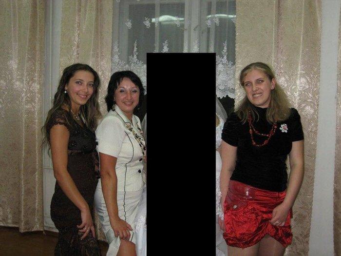 Это невеста или кто? (4 фотографии)