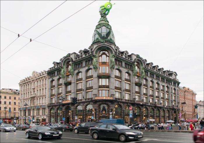 """Офис компании """"Вконтакте"""" (43 фотографии)"""