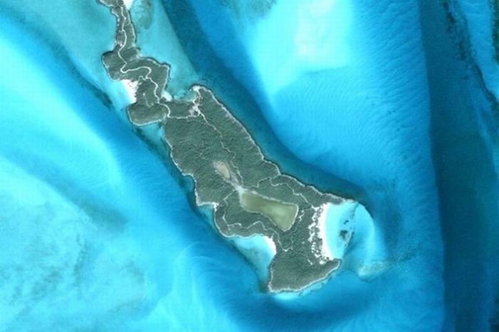 личный остров Джонни Деппа