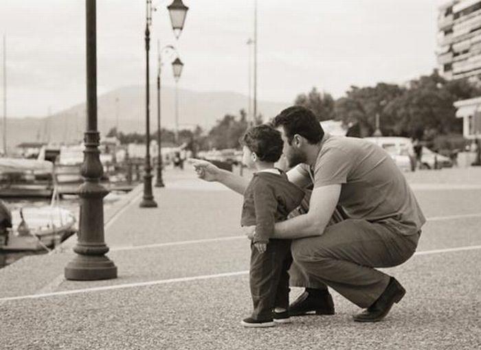 50 вещей которым обязательно должен научить своего сына