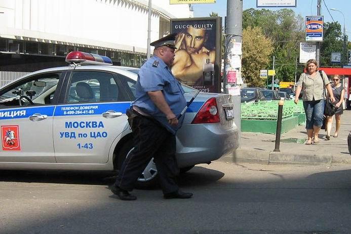 Штраф за оскорбление сотрудника полиции