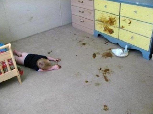 Детские шалости