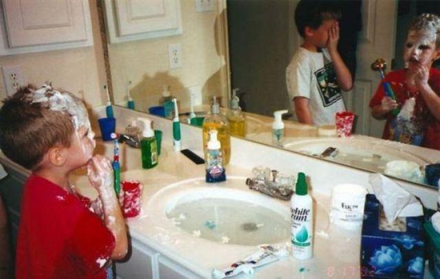 Детские шалости (50 фотографий)