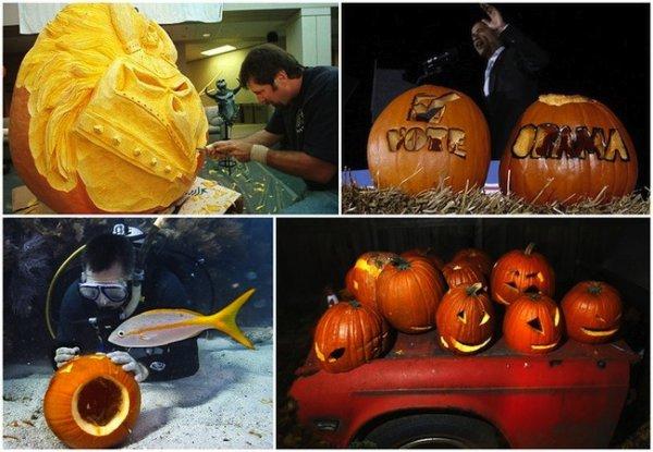 Скоро хеллоуин (13 фотографий)