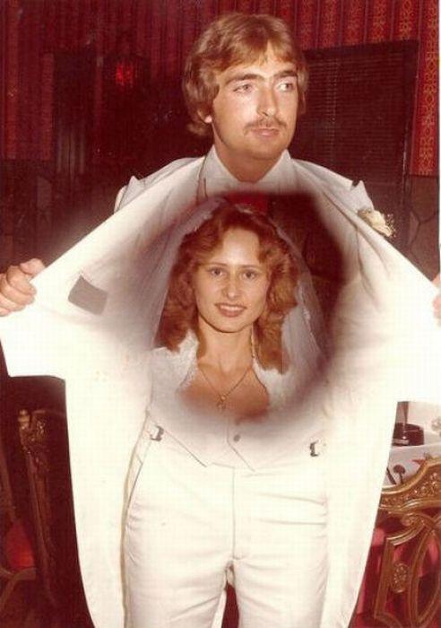 Смешные и странные семейные фотографии (50 фотографий)