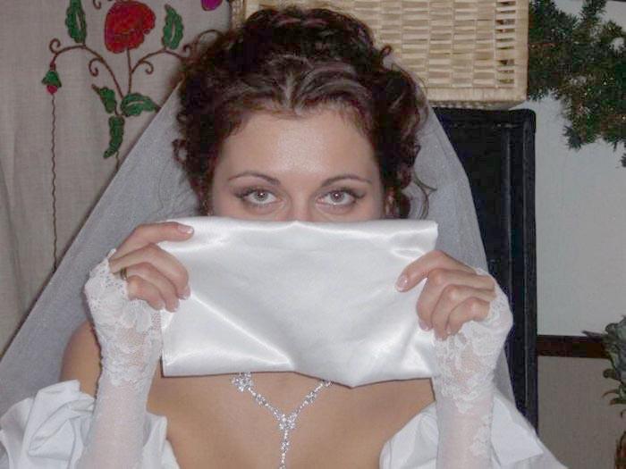 Кристина в свадебном путешествии