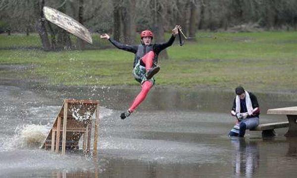 Веселый спорт (32 фотографии)