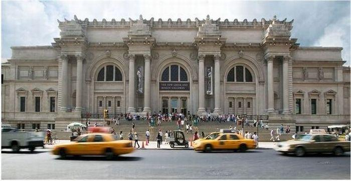 Удивительные музеи