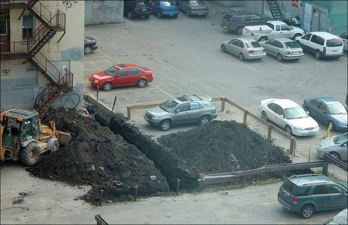 Я паркуюсь как … (26 фотографий)