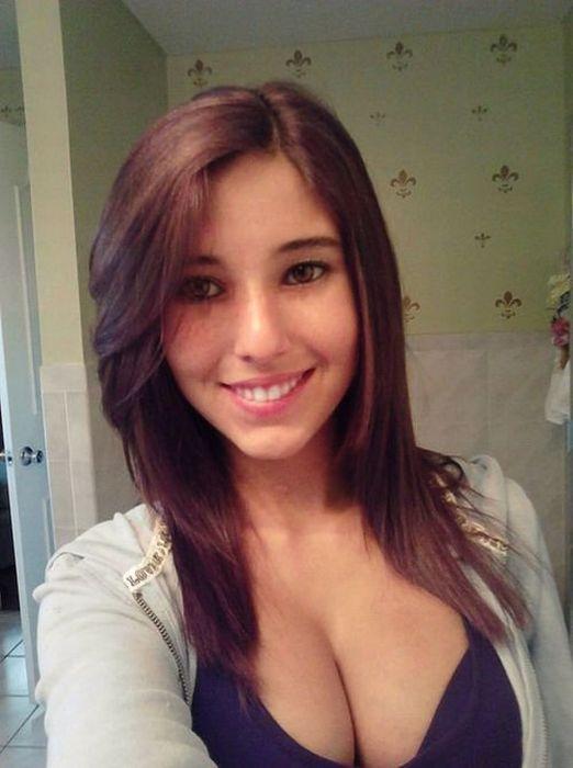 Энджи Варона - красавица из социальной сети (46 фотографий)
