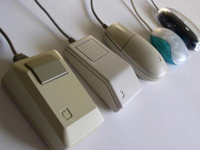Компьютере мышка
