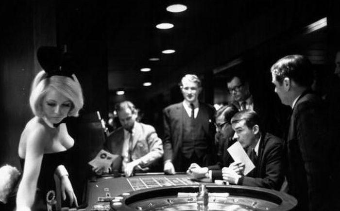Зайчики Playboy 50 лет назад сейчас