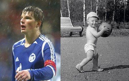 Знаменитости тогда и сейчас
