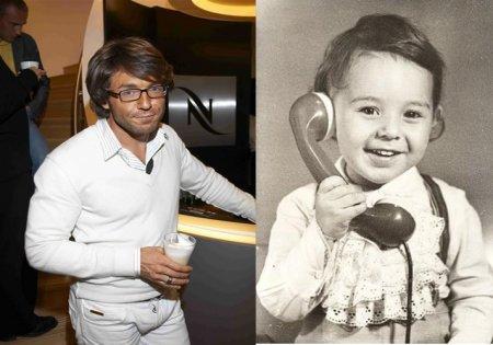 Знаменитости тогда и сейчас (28 фотографий)