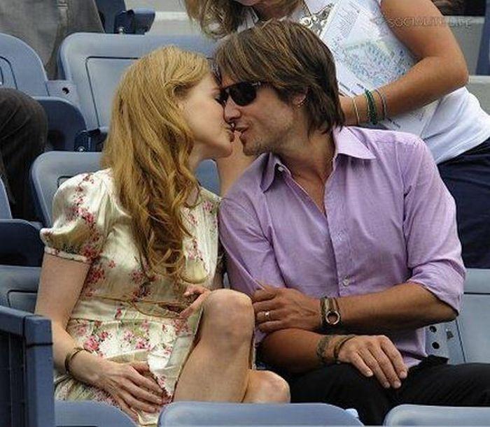 Звездные поцелуи (53 фотографии)