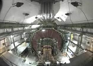 Вот он какой, Большой Адронный Коллайдер. Трансляция!