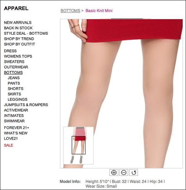 Женщины без коленок (10 скринов)