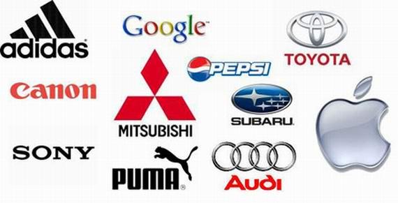 Откуда появились названия для брендов (53 фото)