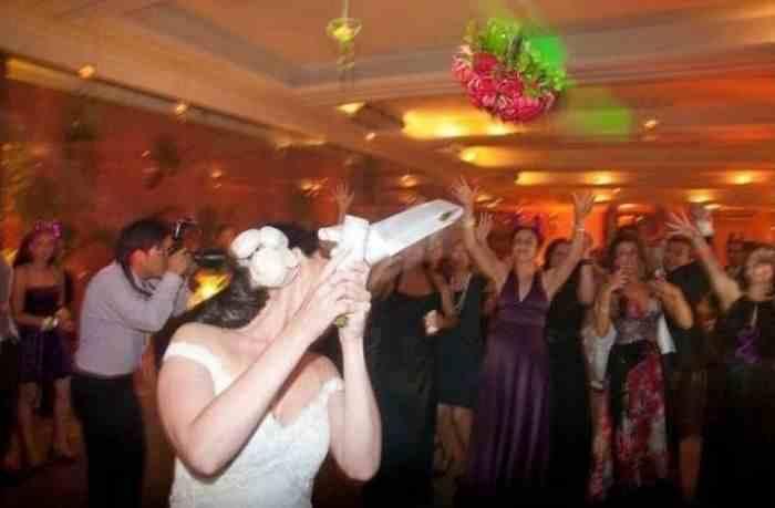 Свадебный букет невесты (4 фотографии)