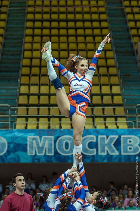 Казус фото девушки в спорте 6 фотография