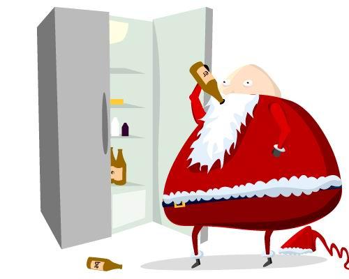 Что делает Санта, пока его никто не видит