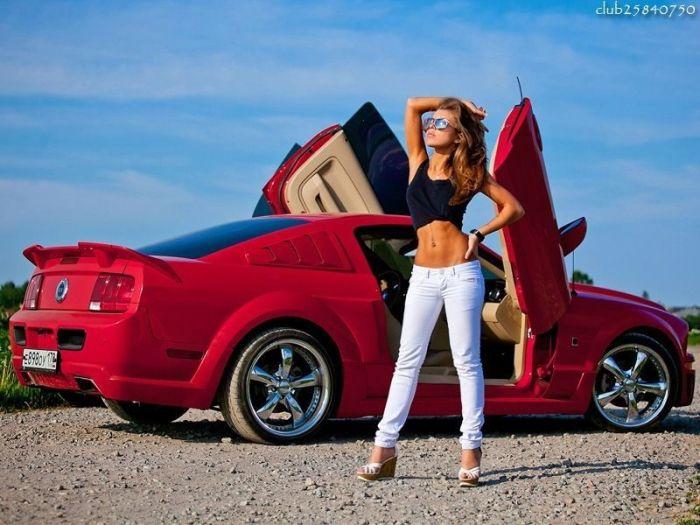 Hесколько советов женщинам собирающимся водить машину